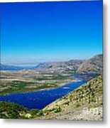 Spirit Lake From Windy Point  Metal Print