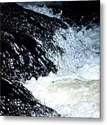 Splashes And Suds Metal Print