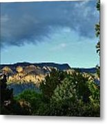 Splendor Of The Mountains Metal Print