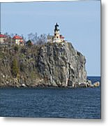 Split Rock Lighthouse 83 Metal Print