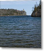 Split Rock Lighthouse 86 Metal Print