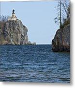 Split Rock Lighthouse 87 Metal Print