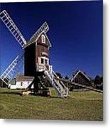 Spocott Windmill Metal Print