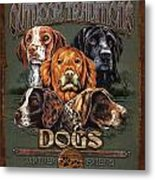 Sporting Dog Traditions Metal Print