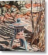 Spring Shadows Metal Print by Peter Sit