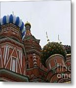 St. Basil's Cathedral 19 Metal Print