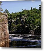 St. Croix River Bluffs  Metal Print