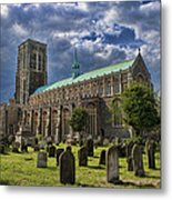 St Edmund King And Martyr Southwold Metal Print