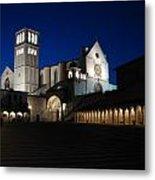 St. Francis Basilica Metal Print