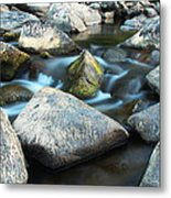 St Francis River At Dusk I Metal Print