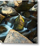 St Francis River At Dusk II Metal Print
