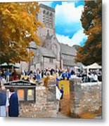 St. James Church Metal Print