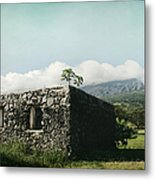 St. Joseph's Church Kaupo Maui Hawaii Metal Print