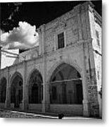 St Josephs Convent And Catholic Church St Joseph De L Apparition Larnaca Republic Of Cyprus Metal Print by Joe Fox