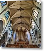St Louis Church 8 Metal Print