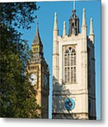 St Margarets Church Westminster  Metal Print