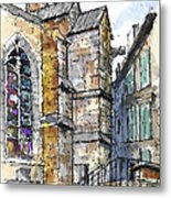 St. Martin's Cathedral Metal Print