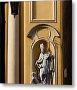 St Martin's Church Architectural Details Metal Print