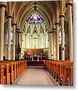 St. Mary's Basilica Halifax Metal Print