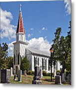 St Marys Catholic Church Dhfx001 Metal Print