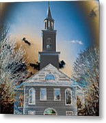 St. Mary's Episcopal Church  Metal Print