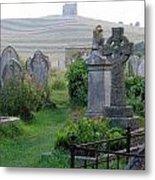 St. Nicholas Graveyard I Metal Print