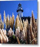 St Simons Lighthouse Metal Print