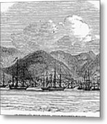St. Thomas, 1844 Metal Print
