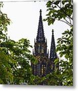 St Vitus Cathedral - Prague Metal Print