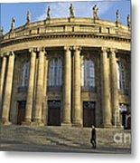 Staatstheater State Theater Stuttgart Germany Metal Print