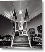 Stairs Of Art Metal Print