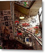 Stairs Of Truth Metal Print