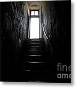 Stairs To The Light Metal Print