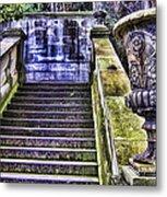 Stairway In Time Metal Print