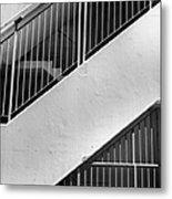 Stairwell #2 Metal Print