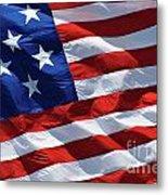 Star Spangled Banner - D001883 Metal Print