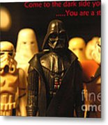 Star Wars Gang 4 Metal Print