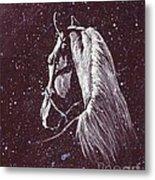 Starlight Serenade Metal Print