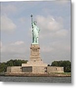 Statue Of Liberty 1 Metal Print
