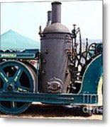 Steam Powered Roller 7d15116 Metal Print