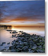 Still In Bliss Metal Print
