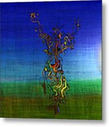 Still She Dances Metal Print