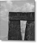Stonehenge 19 Metal Print