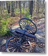 Stones River Battlefield Metal Print by Luc Novovitch
