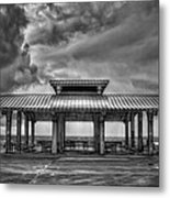 Storm Before The Calm Metal Print