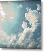 Storm Clouds - 1 Metal Print