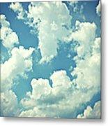 Storm Clouds - 2 Metal Print