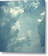 Storm Clouds - 3 Metal Print