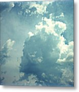Storm Clouds - 4 Metal Print
