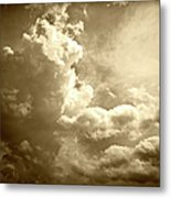 Storm Clouds - 5 Metal Print